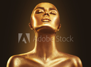 Golden Woman