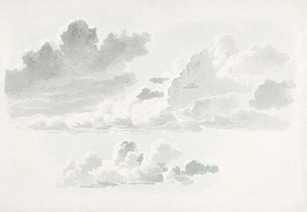 Obraz na płótnie Wolkenstudies (badanie chmur)