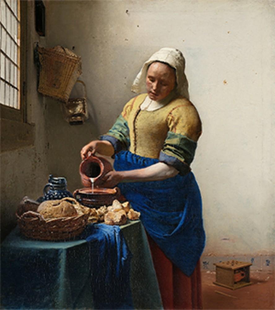 Dojarka Johannesa Vermeera