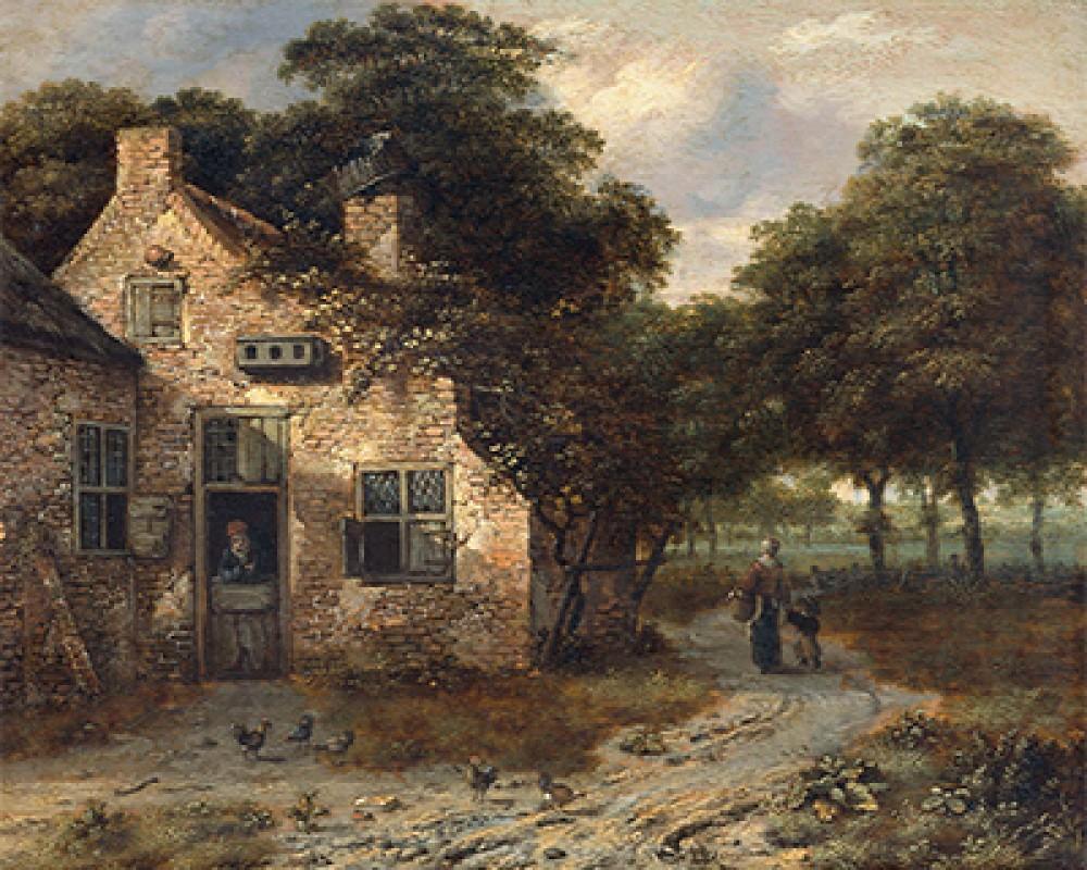 Dom wiejski Jan Wijnants