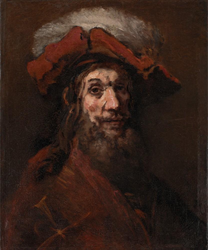 Krzyżowiec Rembrandt