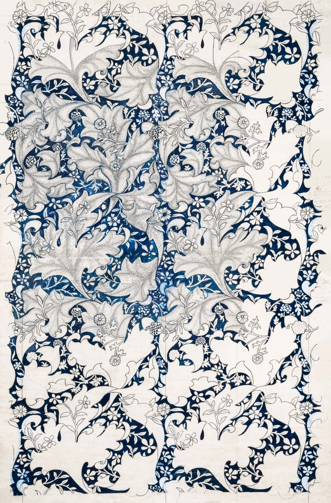 Obraz na płótnie Canvas Jasmine autorstwa Williama Morrisa