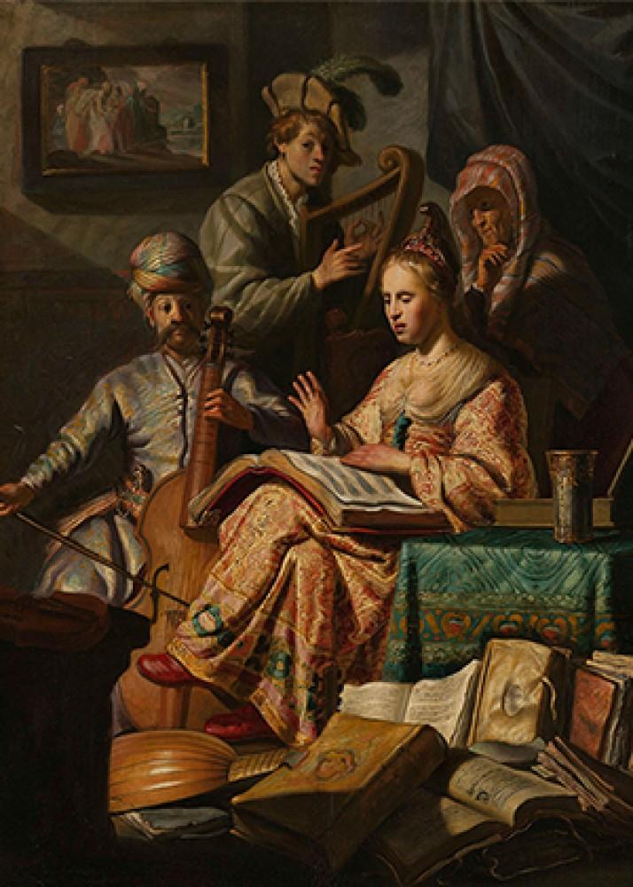 Firma muzyczna Rembrandt